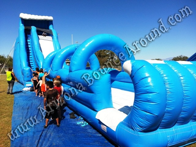 Big inflatable water slide rentals Arizona