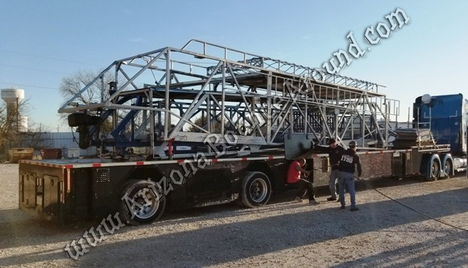 Big portable stage rental Phoenix Arizona