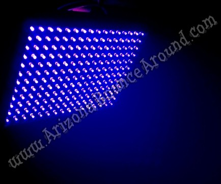 Black light rentals Scottsdale Arizona