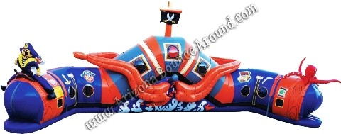Pirate themed inflatable rentals in AZ