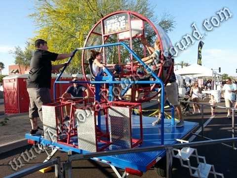 Carnival Ride rentals for parties in Arizona