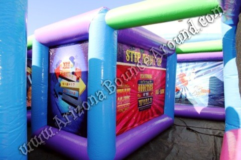 Carnival fun house rentals in Arizona