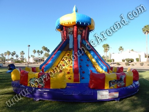 Carnival slide rental Phoenix Arizona
