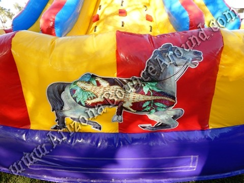 Carousel rentals in Arizona