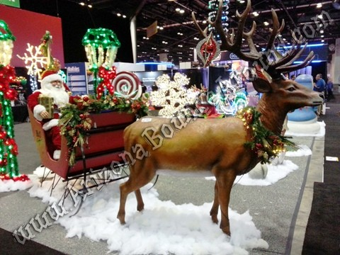 Christmas Prop Rentals in Scottsdale AZ