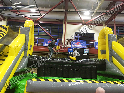 Compitition Games for parties and events Phoenix Arizona