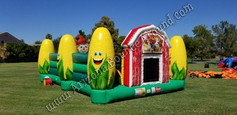 Corn Maze Obstacle Course Rentals Phoenix Arizona