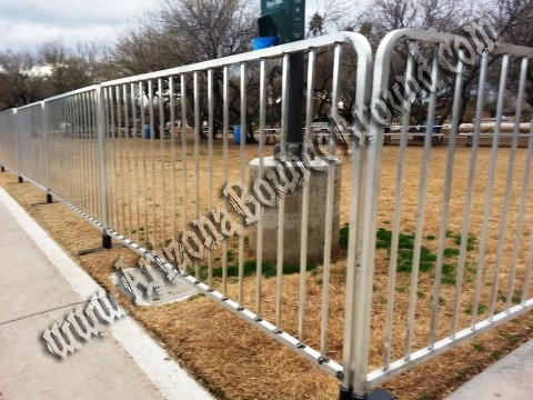 Portable Fence Rental Temporary Fence Bike Rack Fencing