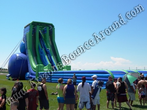 big water slide rentals New Mexico