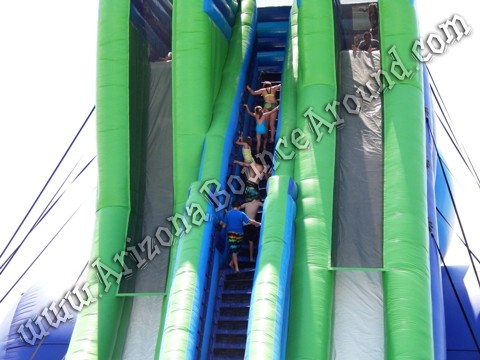 water slides for big events