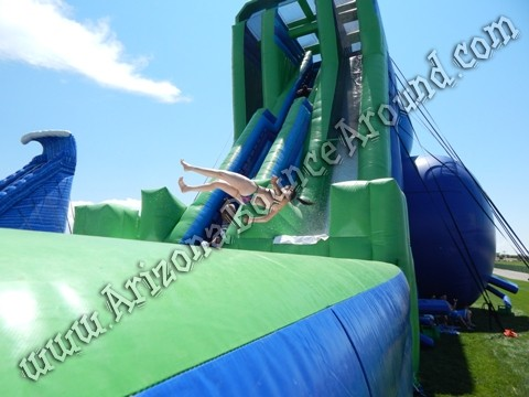 ABA Water slide rentals Phoenix Arizona