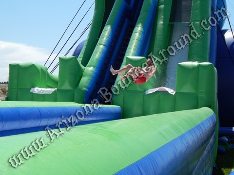 rent water slide for parties and events in arizona