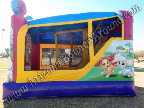 Disney Palace Pets Bounce House Rentals Scottsdale