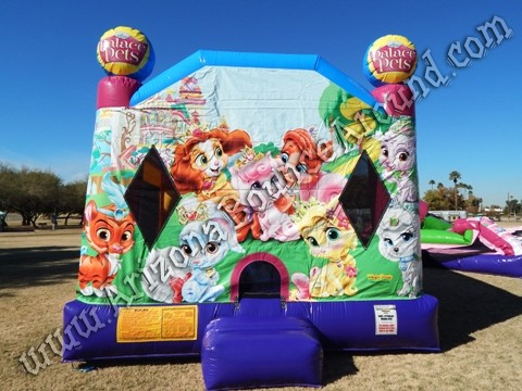Disney Palace Pets Bounce House Rentals