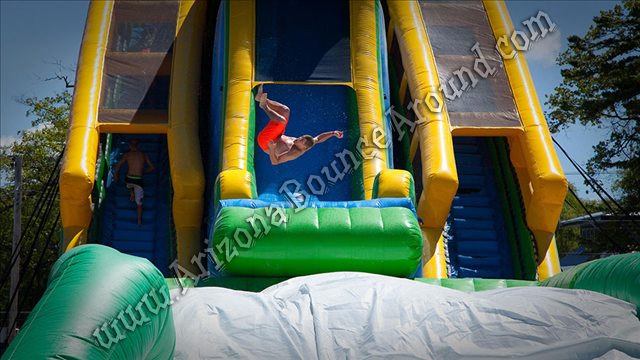 Drop Kick Slide Rental