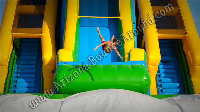 Drop Kick Slide Rentals Arizona, California