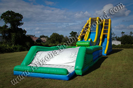 Drop Kick Water Slide Rental Arizona, California