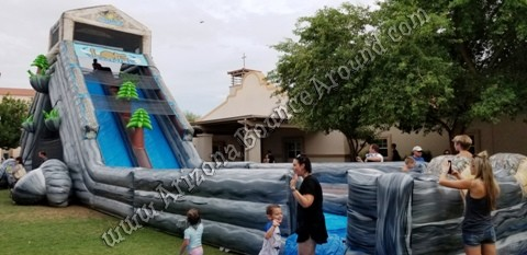 Dual Lane Water Slide Rental Phoenix, Denver