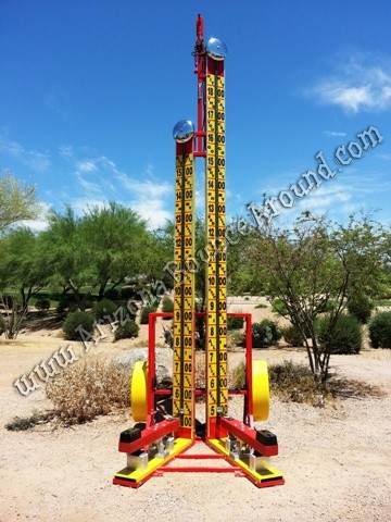 Duel Hi Striker Carnival Game rental