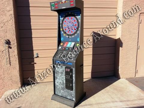 dart machine rental