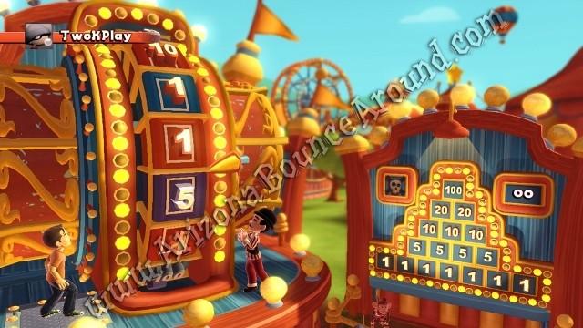 Electronic Carnival Game Rental Phoenix Scottsdale Az