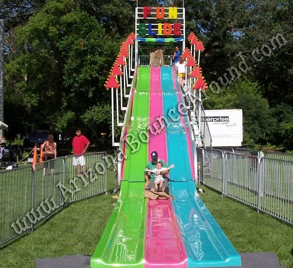 Fair slide rentals Arizona