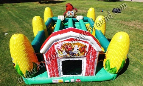 Fall Themed Inflatables for rent Phoenix Arizona