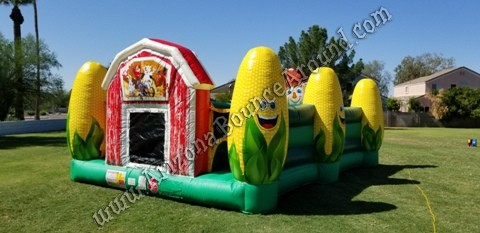 Farm themed inflatables for rent in Phoenix Arizona