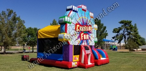 Ferris Wheel Bounce House Rentals Phoenix Arizona