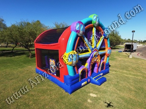 Ferris Wheel Bounce House rental Phoenix AZ
