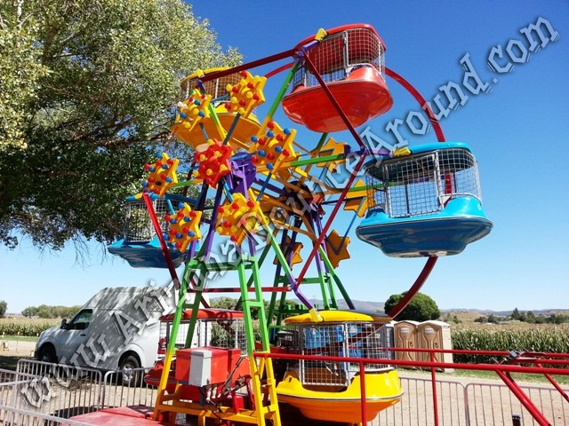 Ferris wheel rental Phoenix Arizona