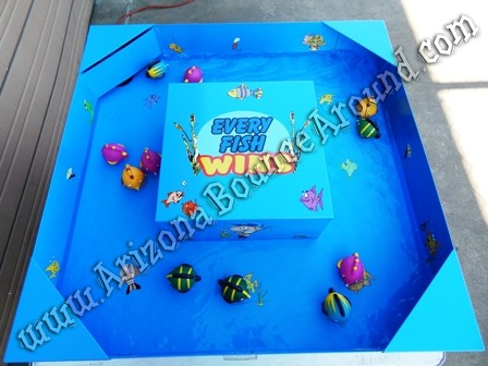 Fish pond carnival game rentals rent a fish pond game for Koi pond game online