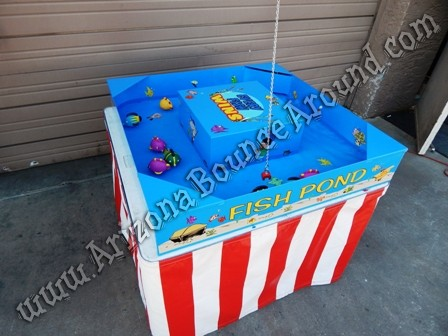 Fish Pond Carnival Game Rental Scottsdale