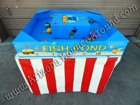 Fish Pond Carnival Game Rentals AZ