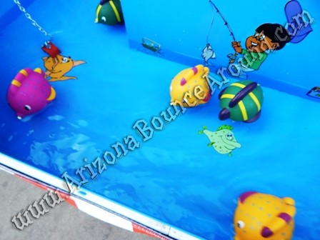 Fish Pond Carnival Game Rentals