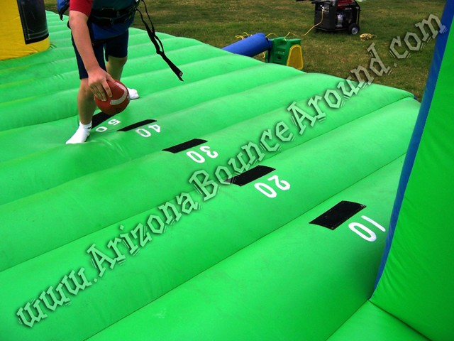 Football game rental, Football party ideas for kids Phoenix Arizona