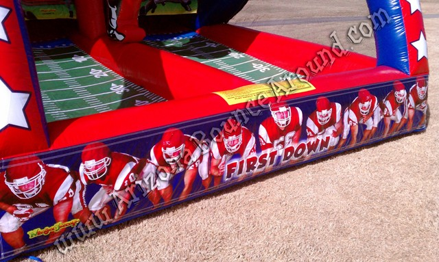 Football game rentals Arizona