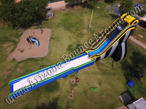 Full Throttle Water Slide Rental