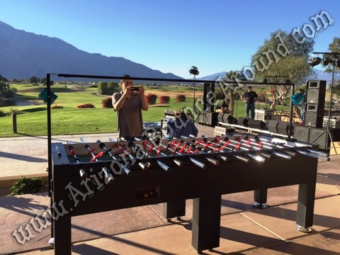 Giant Foosball Rental Scottsdale AZ