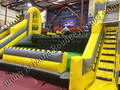Giant Inflatable Jousting Game Rental Phoenix Arizona