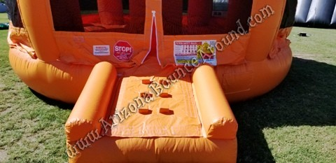Giant Inflatable Pumpkin Bounce House Rental Phoenix AZ