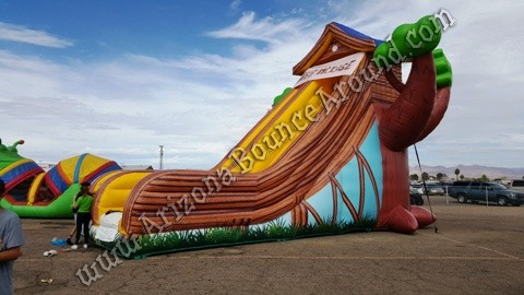 Giant Inflatable Side Rental Phoenix Arizona