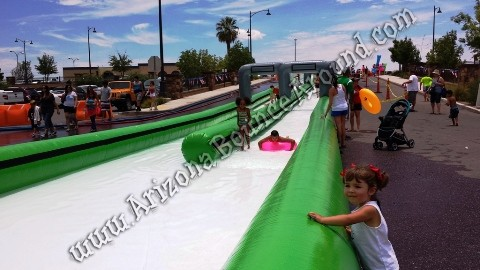 Giant Slip n Slide Rental Arizona