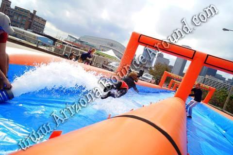Inflatable Slip & Slide rental Phoenix, Scottsdale, Chandler