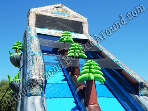 Giant water slide rentals AZ