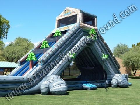 Giant water slide rentals Phoenix Arizona