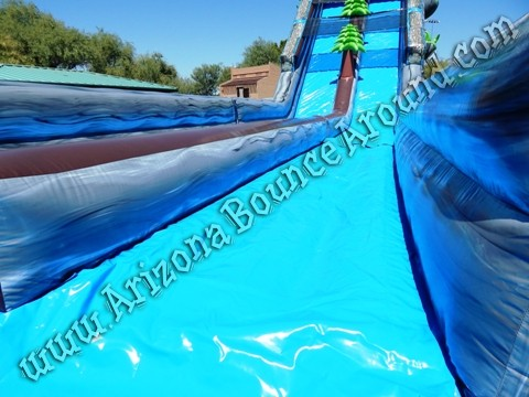Giant water slide rentals Phoenix