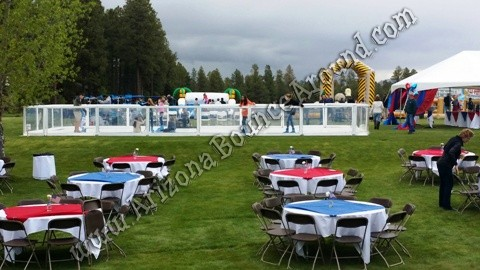 Golf Course Ice Rink rental