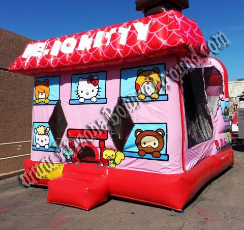 Hello Kitty Bounce House Rental Phoenix, Scottsdale, Chandler, Gilbert ...