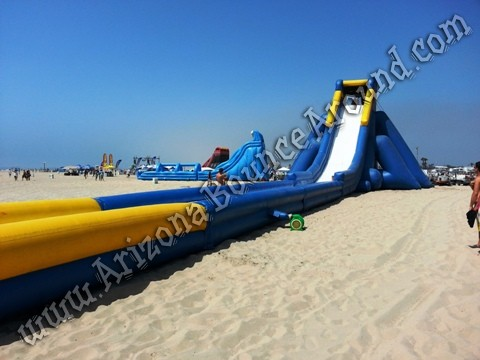 Hippo Water Slide Rentals Arizona